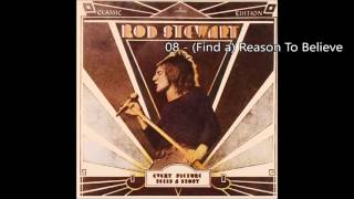 Rod Stewart - (Find A) Reason To Believe (1971) [HQ+Lyrics]