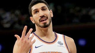 Turkey Puts Out ARREST WARRANT For Knicks Enes Kanter!