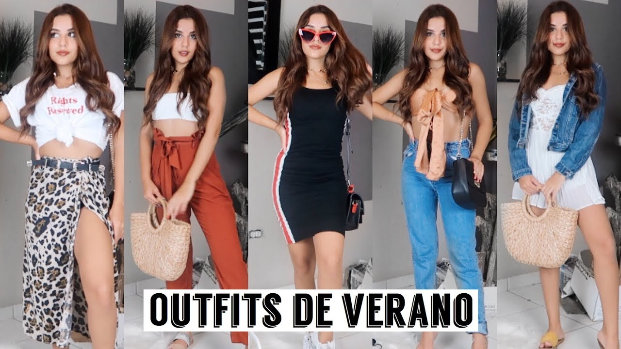 [VIDEO] – OUTFITS CASUALES PARA VERANO
