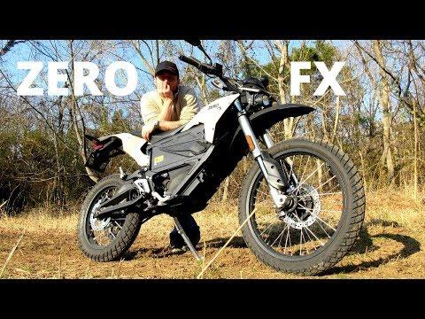 Zero Motorcycles FX Honest Review