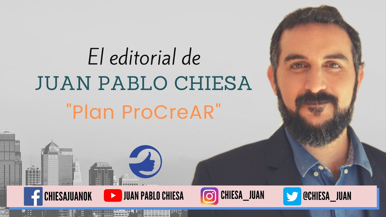 Editorial - Plan ProCreAR