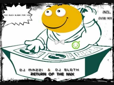 DJ Mazzi & DJ Sloth- Poker Face Remix
