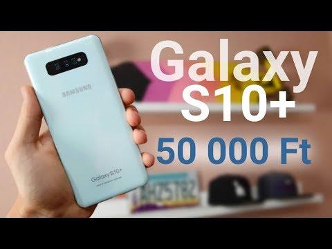 Galaxy S10+ 50 000 Ft ért? (klón teszt) letöltés