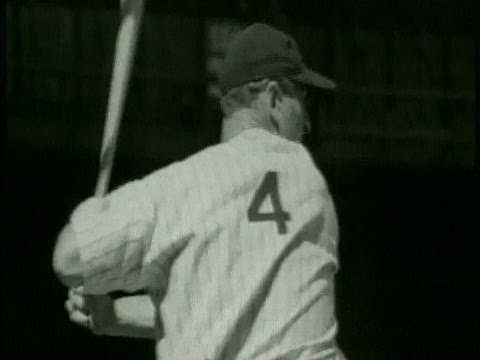 Lou Gehrig Tribute