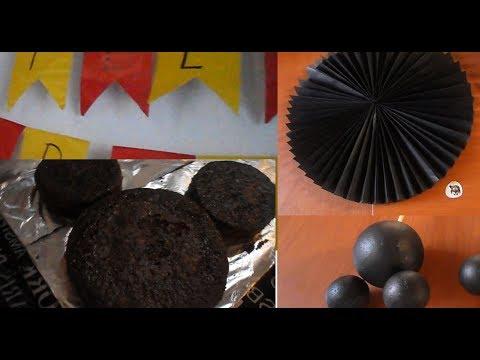 Fiesta Mickey Mouse: Facil y barato: Adornos centros de mesa y pastel