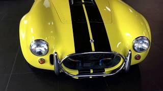 65 Shelby Cobra replica built by midstates 700HP!