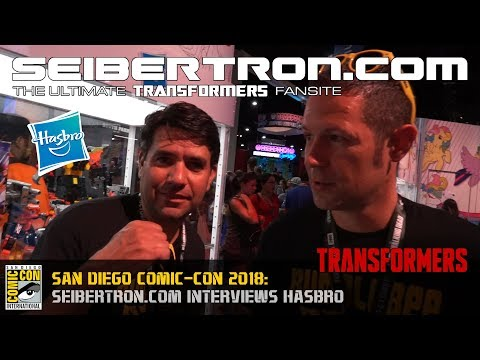 k2gx73.cn interview Hasbro's Transformers Brand Team at SDCC 2018