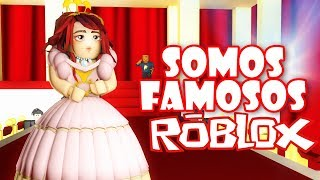 WE BECOME VERY FAMOUS IN THE BEAUTY CONTEST 🎀 Roblox Spanish Roleplay