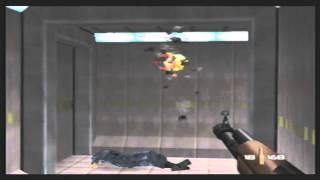 Goldeneye - Bunker 2 (Secret Agent)