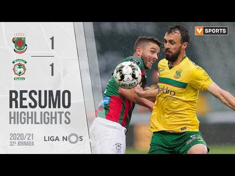 Ferreira Maritimo Goals And Highlights