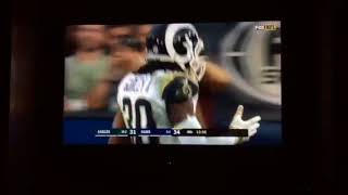 TOUCHDOWN RAMS!! Todd Gurley 2 TD Of The Day!! | Rams Vs Eagles | NFL
