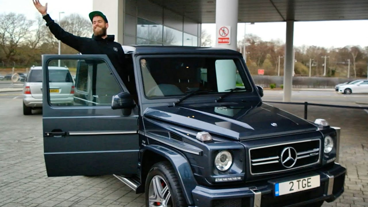 My Friend Bought A Mercedes G Wagon