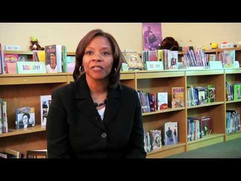 Region 4, 2013 Principal of the Year, Dr. Yolanda Turner - Murphy Candler Elementary School
