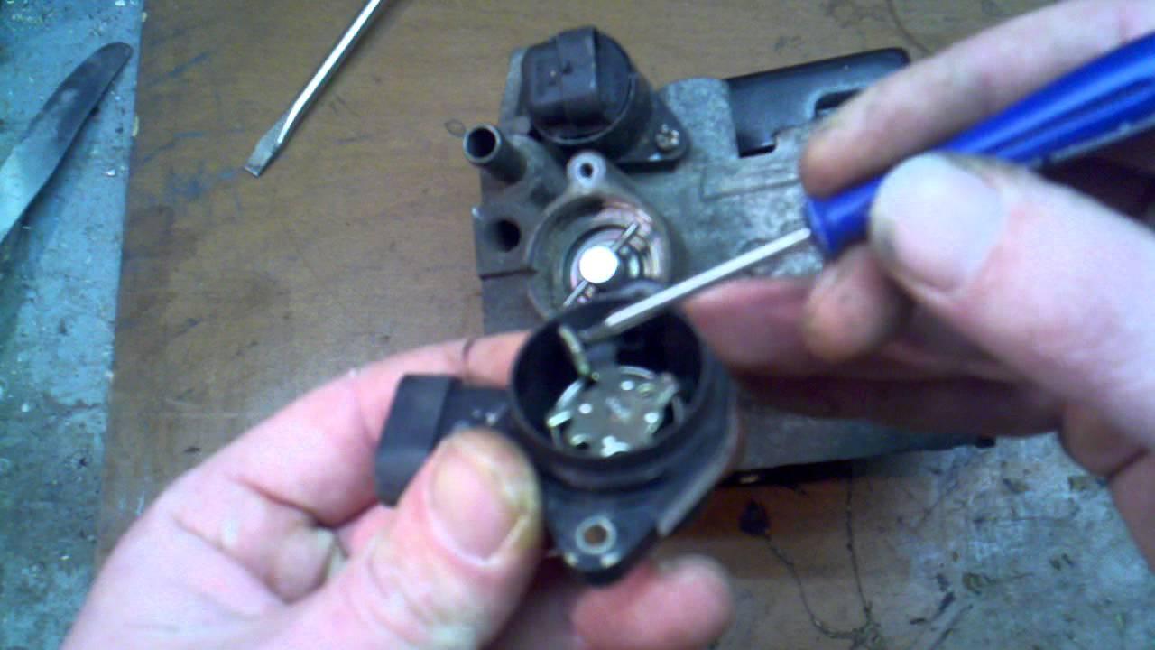 Pontiac Tps Wiring 3800 Tps Install Youtube