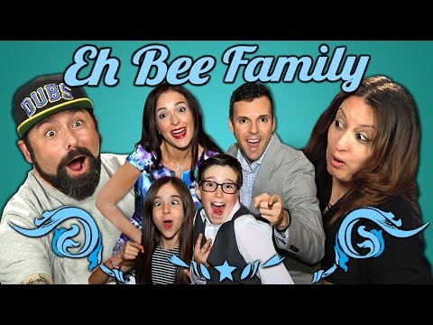 The Eh Bee Family Shares the Secret to Becoming Social