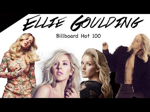 Ellie Goulding Billboard Hot 100