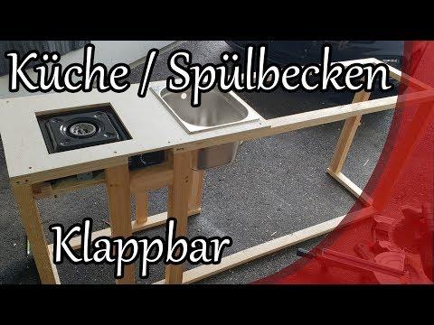 Die Küchenzeile - Innovativ Erster Teil - 13 Ein Kastenwagen wird zum Camper