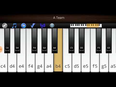 bibi shirini zeek afridi song....mobile piano tutorials