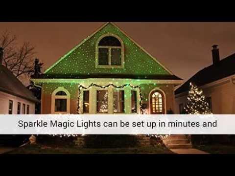 Sparkle Magic Reviews - 2015 Sparkle Magic Illuminator Lights Review