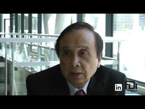 Ernesto Pernia, secretary of socioeconomic planning, Philippines - View from ADB 2017