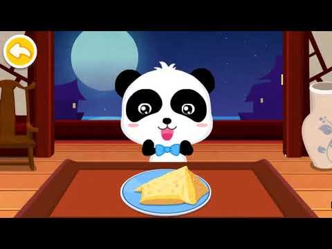 เกม สูตรอาหารจีน   เชฟแพนด้า How To Make Chinese Recipes With Baby Panda Restaurant Asia