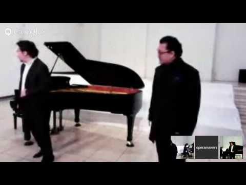 The Moment Opera series 1 - La Bohème act 3