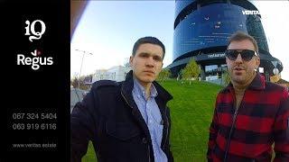IQ — бизнес-центр – офисы компании Regus в Киеве