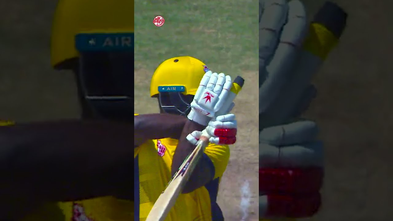 Andre Fletcher flicks off his legs and holds the pose | GT20 Canada