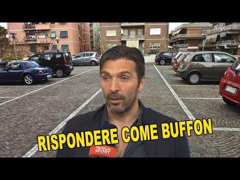RISPONDERE COME BUFFON - PARODIA