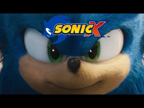 Sonic X Live Action Theme Song Sonic The Hedgehog 2020 Youtube