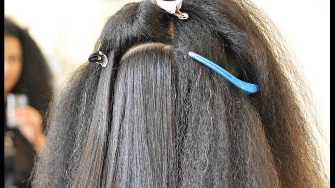 What Is Japanese Hair Straightening Youtube