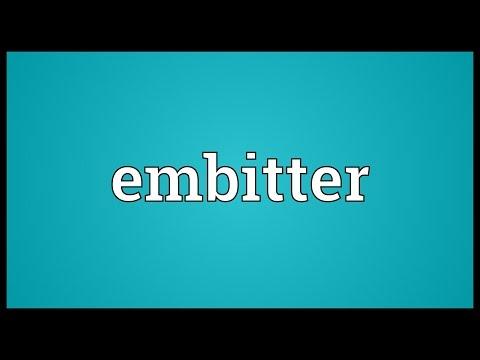 Header of embitter