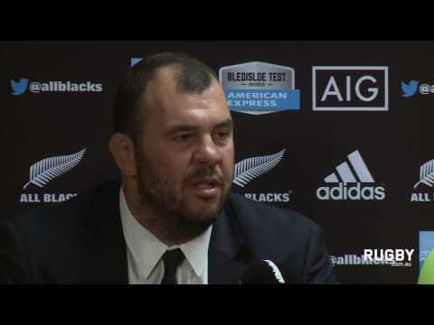 Wallabies post match press conference