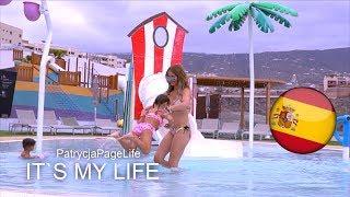 Poolparty mit Spaßfaktor 100   Teneriffa Urlaub vlog 2018 - It's my life #1155   PatrycjaPageLife