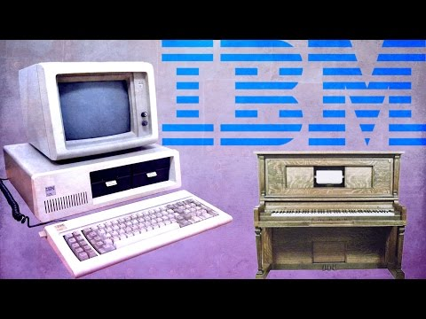 IBM: How a Saloon Piano Gave Birth to Your Computer
