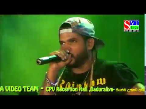 All Right Live 2017 Dicky boy Walakualak Gena අළුත්ම සාමාජිකයා ඩීකි බෝයිගේ ආගමනය...