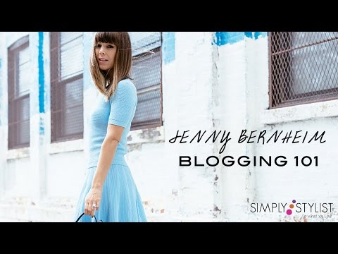 Simply Stylist Los Angeles Breakout Session: Jenny Bernheim of Margo and Me