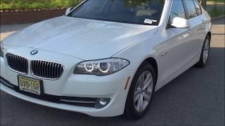 Easy Tint presents a 2009 BMW 528I Back Window