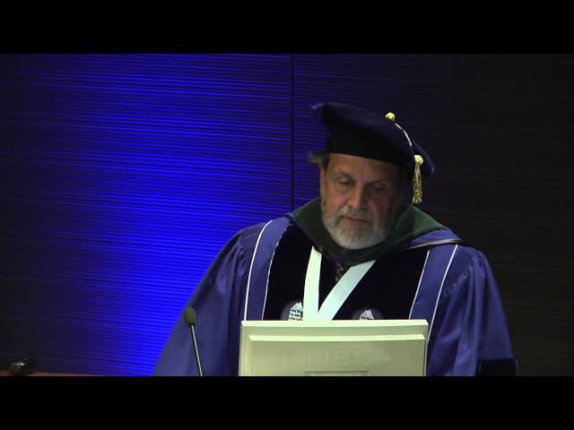 Icahn School of Medicine at Mount Sinai Convocation 2013