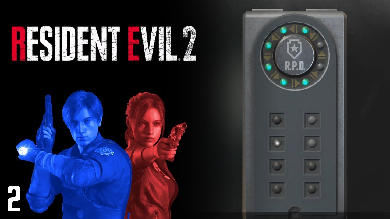 Resident Evil 2 - Annoying Each Other - Part 2