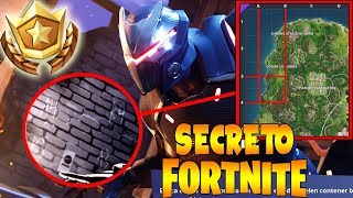 THE SECRET THAT HIDES FORTNITE WEEK 2 FUND - MaxiLunaPMY