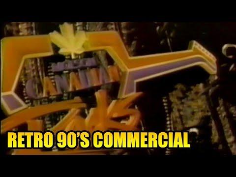 1993 - Much Music - Molson Canadian Rocks Spot