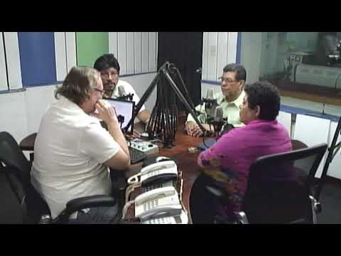 A los 4 Vientos, Radio La Primerísima, 30 Abril 2018, Managua, Nicaragua
