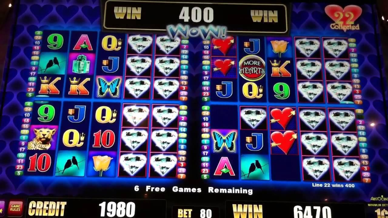 more hearts slot machine