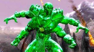 Mortal Kombat Komplete Edition - Emerald Kintaro & Kiro Tag Ladder 4K Gameplay Playthrough