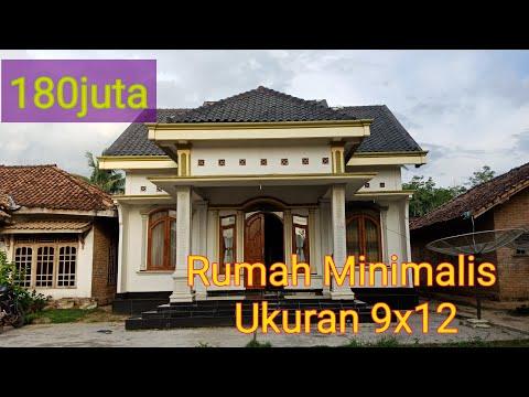 Rumah Minimalis Di Desa Ukuran 9x12 Cuma 180jt Youtube