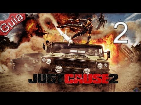 Just Cause 2 Español Walkthrough parte 2