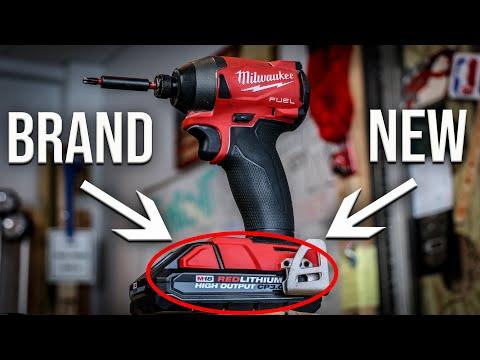 New Milwaukee Tools