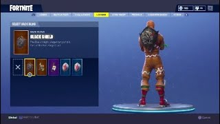 New Back Bling - Season 3 Battle Pass Fortnite Battle Royale