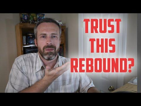 Can You TRUST Today's Market Rebound? Hmmm......